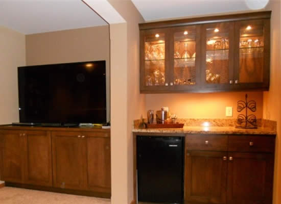 Custom Woodworking-Cabinets WI